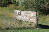 Campground with 2 Residences and Much More