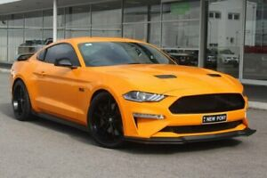 2018 Ford Mustang FN 2019MY GT Fastback RWD Orange Fury 6 Speed Manual Fastback Osborne Park Stirling Area Preview