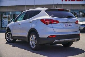 2015 Hyundai Santa Fe DM3 MY16 Elite Silver 6 Speed Sports Automatic Wagon Bellevue Swan Area Preview