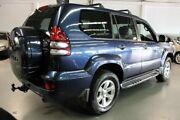 2004 Toyota Landcruiser Prado GRJ120R GXL (4x4) Blue 5 Speed Automatic Wagon Victoria Park Victoria Park Area Preview