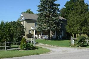 Must See!! Income property with beautiful home country setting