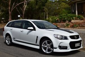 2015 Holden Commodore VF MY15 SS Sportwagon White 6 Speed Sports Automatic Wagon St Marys Mitcham Area Preview