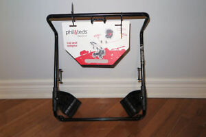 phil&teds TS38 Car Seat Adaptor & Stroller food tray