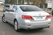 2009 Toyota Aurion GSV40R Presara Silver 6 Speed Sports Automatic Sedan Docklands Melbourne City Preview