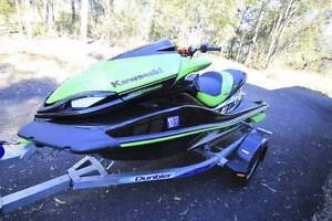 2016 Kawasaki ULTRA 310R on Dunbier trailer. Dural Hornsby Area Preview