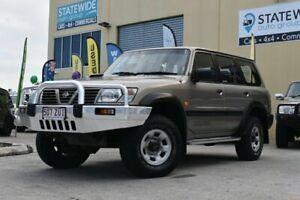2000 Nissan Patrol GU II ST (4x4) Gold 5 Speed Manual 4x4 Wagon East Brisbane Brisbane South East Preview