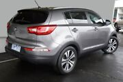 2013 Kia Sportage SL MY13 Platinum Grey 6 Speed Sports Automatic Wagon Mill Park Whittlesea Area Preview