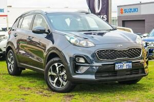2018 Kia Sportage QL MY19 Si 2WD Blue 6 Speed Sports Automatic Wagon Wangara Wanneroo Area Preview