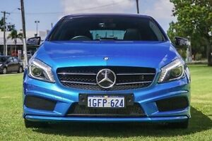 2014 Mercedes-Benz A200 CDI W176 D-CT Blue 7 Speed Sports Automatic Dual Clutch Hatchback Victoria Park Victoria Park Area Preview