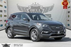 2017 Hyundai Santa Fe Sport Luxury, NO ACCIDENT, AWD, NAVI, BACK