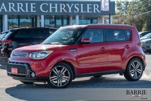 2015 Kia Soul ***SX MODEL***LEATHER***