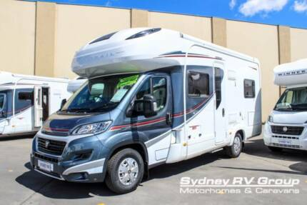 AT40099 Auto Trail FB Hi-Line Luxury & Comfort