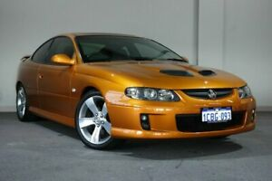 2005 Holden Monaro VZ CV8 Z Orange 6 Speed Manual Coupe Bayswater Bayswater Area Preview