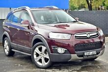 2011 Holden Captiva CG MY10 LX (4x4) Maroon 5 Speed Automatic Wagon Gosford Gosford Area Preview