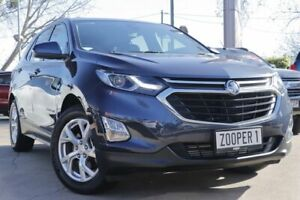 2018 Holden Equinox EQ MY18 LT FWD Blue 6 Speed Sports Automatic Wagon East Toowoomba Toowoomba City Preview