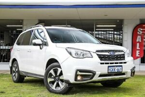 2017 Subaru Forester S4 MY17 2.0D-L CVT AWD White 7 Speed Constant Variable Wagon Victoria Park Victoria Park Area Preview