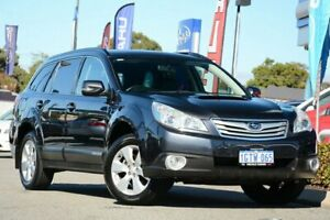 2010 Subaru Outback B5A MY10 2.0D AWD Premium Graphite Grey 6 Speed Manual Wagon Melville Melville Area Preview