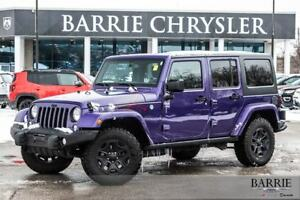 2016 Jeep Wrangler ***SAHARA MODEL***RARE XTREME PURPLE***NAVIGA
