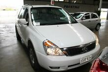 2010 Kia Carnival VQ MY09 EXE 4 Speed Automatic Wagon Pennington Charles Sturt Area Preview