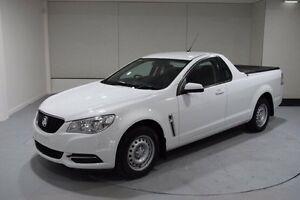 2013 Holden Ute VF MY14 Ute White 6 Speed Sports Automatic Utility South Launceston Launceston Area Preview