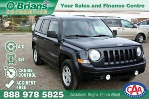 2014 Jeep Patriot North - Accident Free! w/4x4
