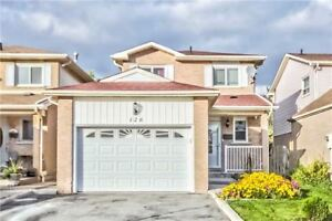 Absolutely Spotless Fully Detached Home In High Demand Area