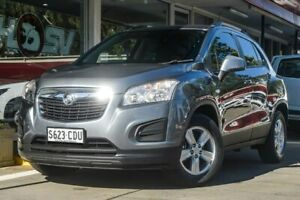 2013 Holden Trax TJ MY14 LS Grey 6 Speed Automatic Wagon Somerton Park Holdfast Bay Preview