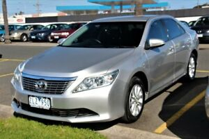 2012 Toyota Aurion GSV50R AT-X Silver 6 Speed Sports Automatic Sedan Cheltenham Kingston Area Preview