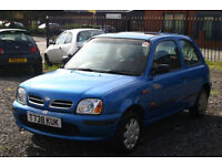 Nissan Micra 1.0 (Cheap car for everyday use)