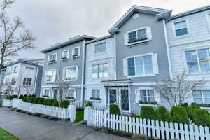 3 Large BR & 3 bath Townhouse for rent in South Surrey/Whiterock