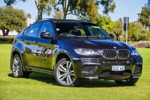 2010 BMW X6 E71 MY10 M Coupe Steptronic Black 6 Speed Sports Automatic Wagon Burswood Victoria Park Area Preview