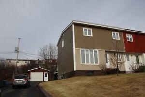 4 Bedroom, 1 Bath Home with Garage!  45 Dunfield Street