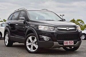 2011 Holden Captiva CG Series II 7 AWD LX Black 6 Speed Sports Automatic Wagon Jamboree Heights Brisbane South West Preview