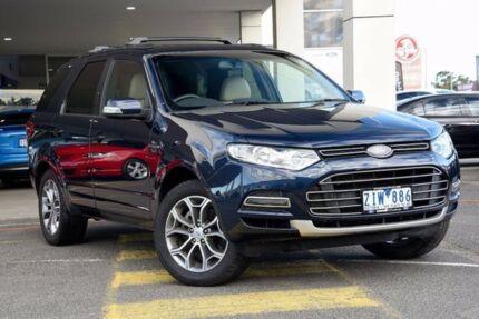 2012 Ford Territory SZ Titanium Seq Sport Shift Vanish 6 Speed Sports Automatic Wagon Mornington Mornington Peninsula Preview