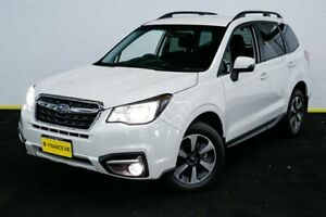 2016 Subaru Forester S4 MY16 2.0D-L CVT AWD White 7 Speed Constant Variable Wagon Canning Vale Canning Area Preview