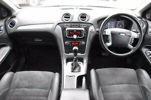 2011 Ford Mondeo MC Titanium PwrShift TDCi Black 6 Speed Sports Automatic Dual Clutch Hatchback Berwick Casey Area Preview