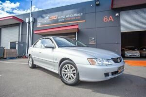2004 Holden Commodore VY II Acclaim Silver 4 Speed Automatic Sedan