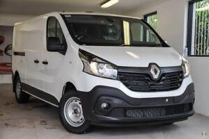5605204136 2018 Renault Trafic X82 103KW Low Roof LWB White 6 Speed Manual Van ...