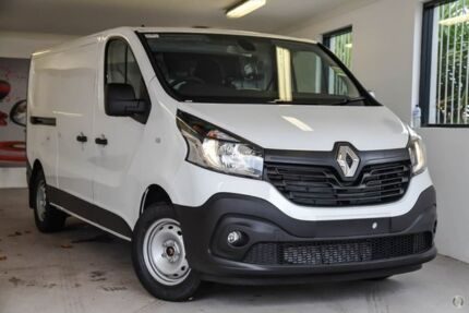 2018 Renault Trafic X82 103KW Low Roof LWB White 6 Speed Manual Van Osborne Park Stirling Area Preview