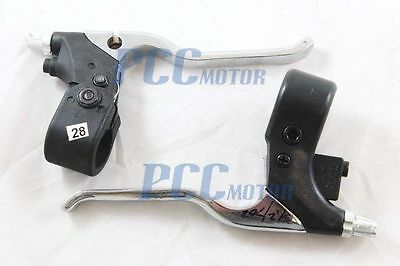 Set of Two Brake Levers Lever 47cc 49cc Mini Pocket Dirt Bike ATV V LV28