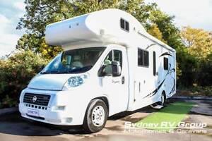 U3474 Talvor Hayman 4 Berth Slide Out Luxury Home On Wheels Penrith Penrith Area Preview