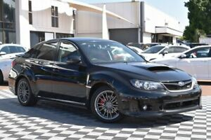 2012 Subaru Impreza G3 MY13 WRX AWD Black 5 Speed Manual Sedan Attadale Melville Area Preview
