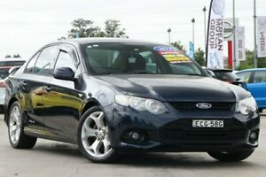 2011 Ford Falcon FG XR6 Blue 6 Speed Sports Automatic Sedan Penrith Penrith Area Preview