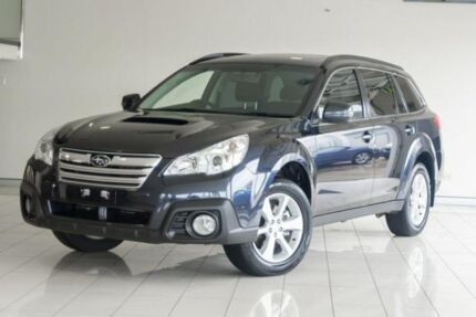 2013 Subaru Outback B5A MY13 2.0D Lineartronic AWD Premium Grey 7 Speed Constant Variable Wagon