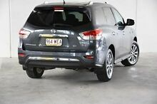 2014 Nissan Pathfinder R52 MY14 ST X-tronic 2WD Grey 1 Speed Constant Variable Wagon Robina Gold Coast South Preview
