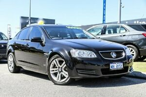 2012 Holden Commodore VE II MY12 Omega Black 6 Speed Sports Automatic Sedan