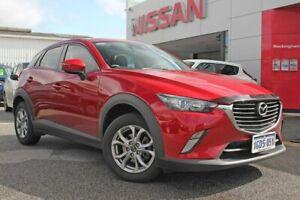 2016 Mazda CX-3 DK2W7A Maxx SKYACTIV-Drive Red 6 Speed Sports Automatic Wagon Rockingham Rockingham Area Preview