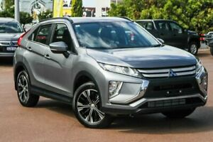 2018 Mitsubishi Eclipse Cross YA MY18 ES 2WD Grey 8 Speed Constant Variable Wagon Cannington Canning Area Preview