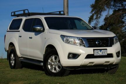 2016 Nissan Navara D23 S2 ST 4x2 White 7 Speed Sports Automatic Utility Officer Cardinia Area Preview