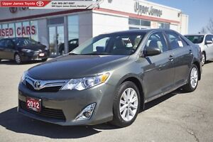 2012 Toyota Camry XLE - Fully Loaded + Service History